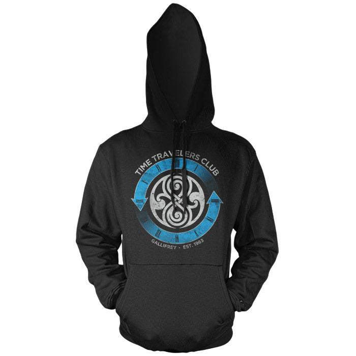 Time Traveler's Club - Pullover Hoodie