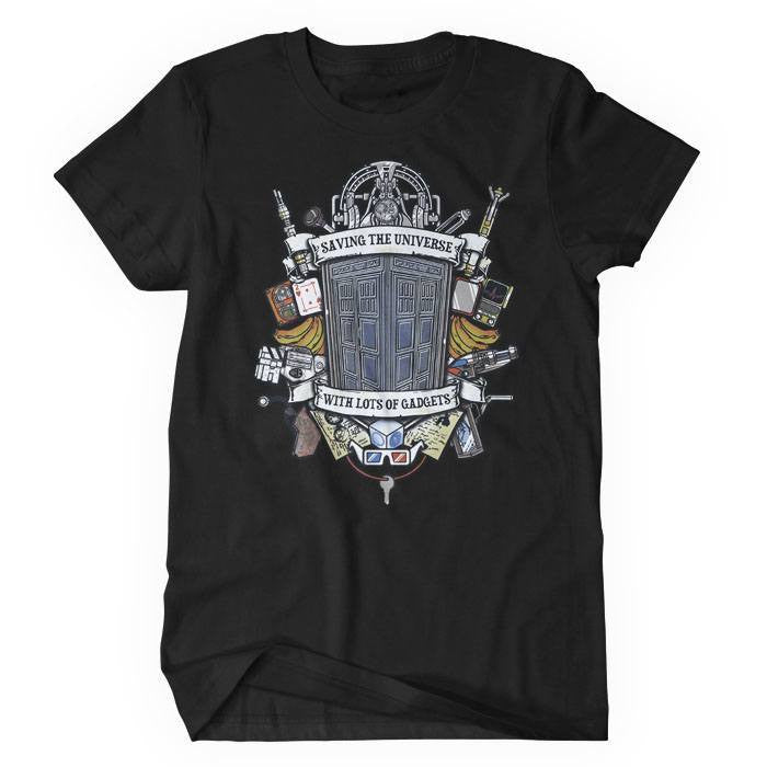 Timelord Crest - Women's T-Shirt
