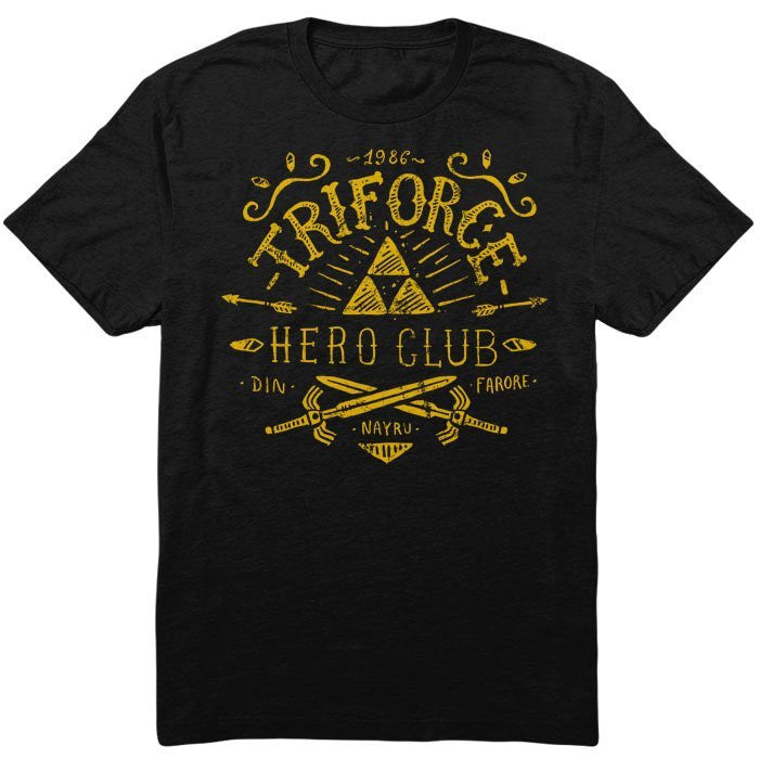 Triforce Hero Club - Infant/Toddler T-Shirt