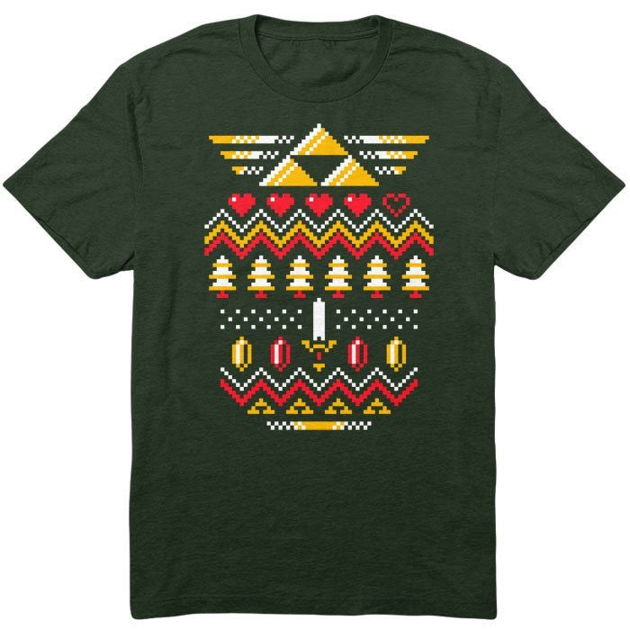Triforce Holiday - Youth T-Shirt