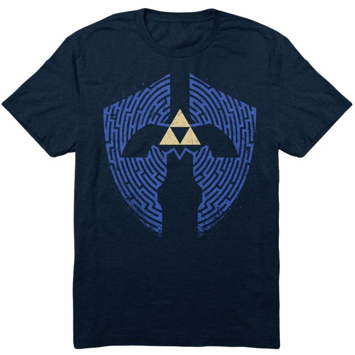 Triforce Labrynth - Youth T-Shirt