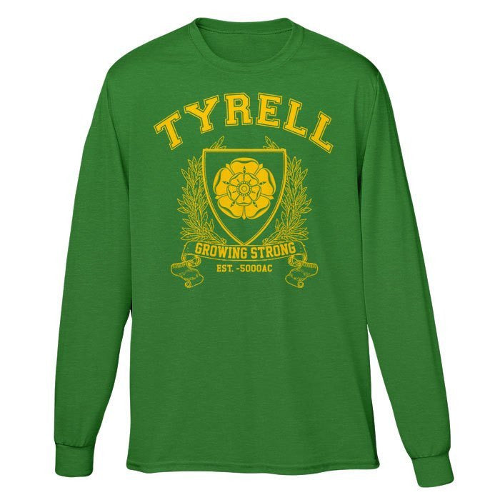 Tyrell University - Long Sleeve T-Shirt (Unisex)