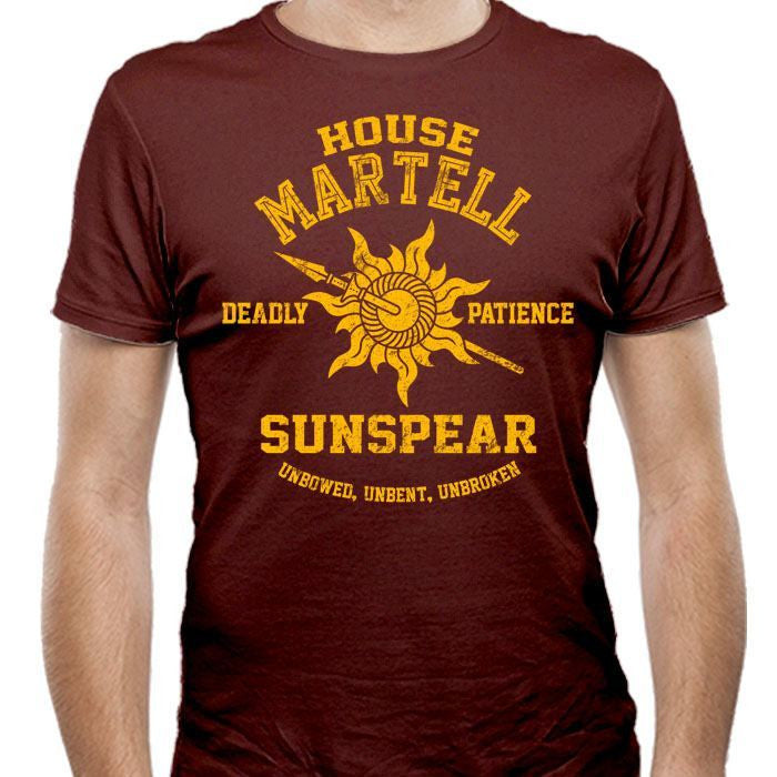 Unbowed. Unbent. Unbroken. - Men's Fitted T-Shirt