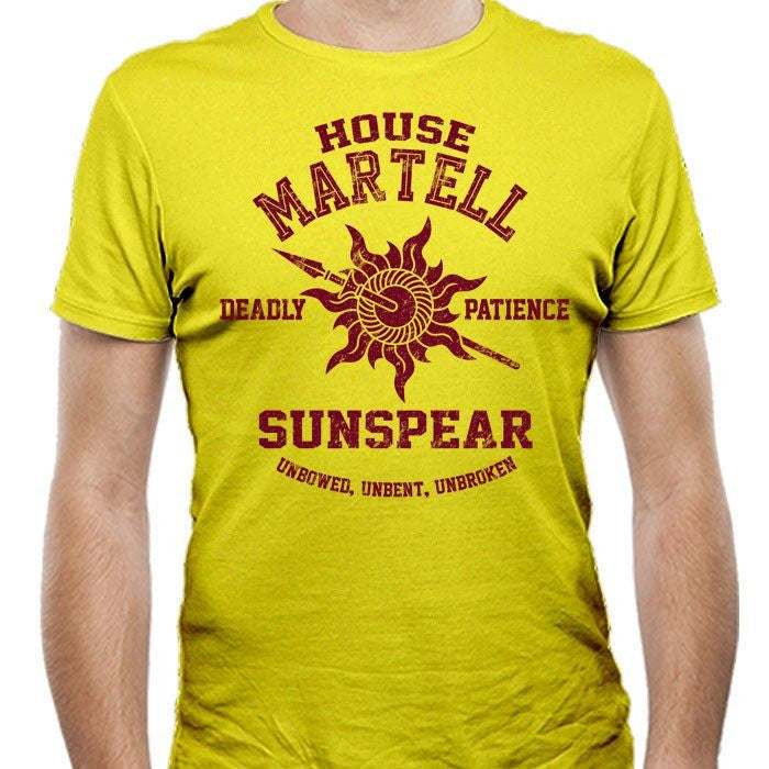 Unbowed. Unbent. Unbroken. (Maroon) - Men's Fitted T-Shirt
