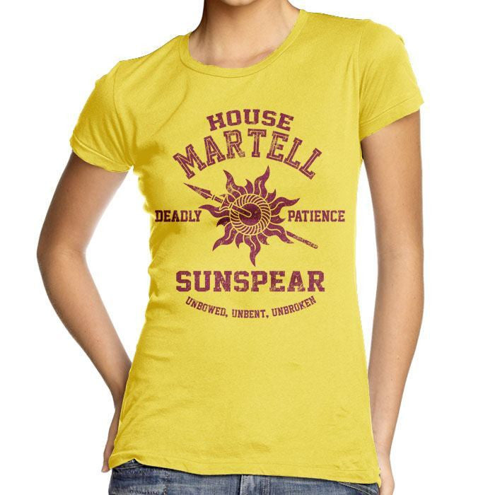Unbowed. Unbent. Unbroken. (Maroon) - Women's Fitted T-Shirt