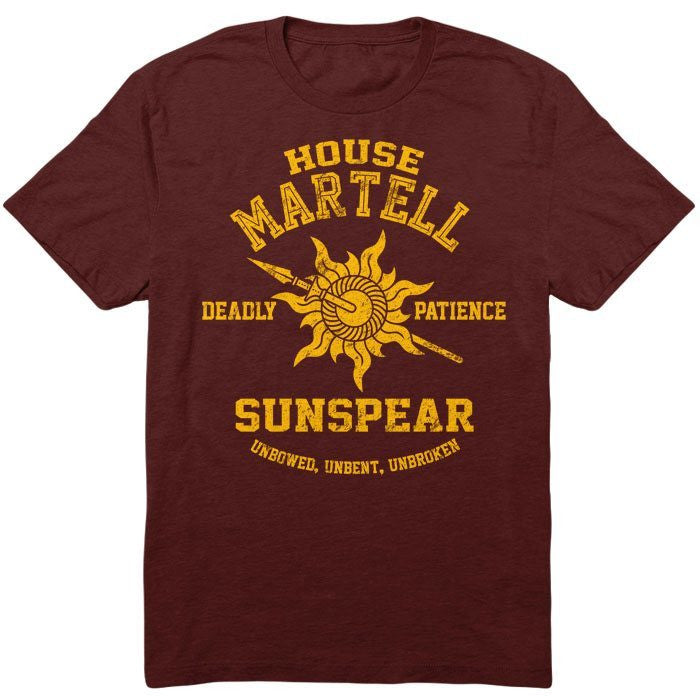Unbowed. Unbent. Unbroken. - Men's T-Shirt