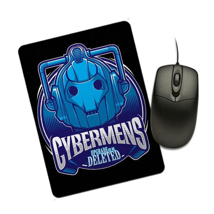 Upgrade or Be Deleted - Mousepad