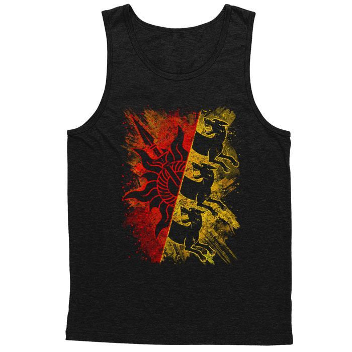 Viper and the Mountain - Men's Tank Top