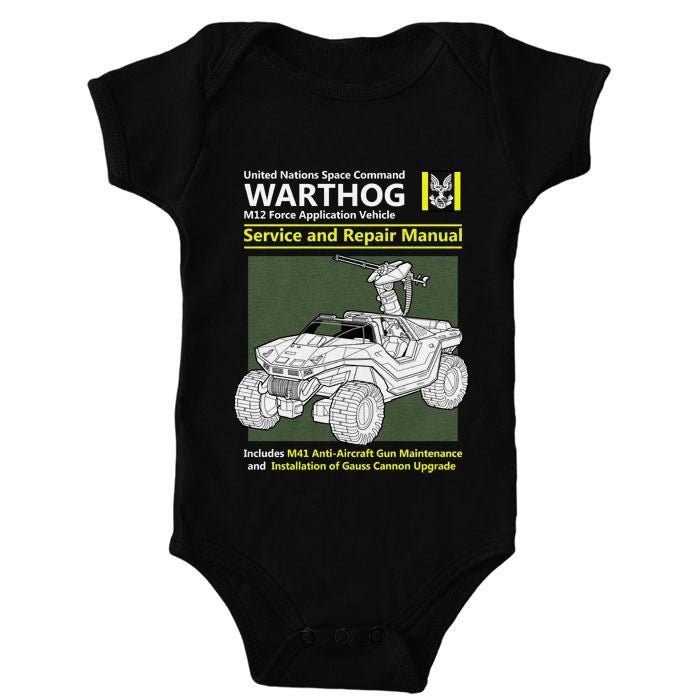 Warthog Service and Repair Manual - Onesie
