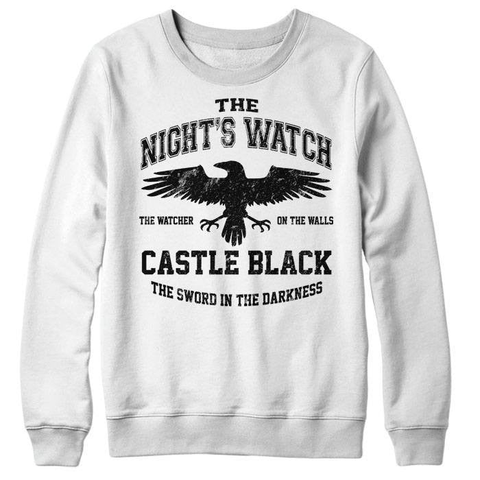 Watchers on the Wall (Black) - Sweatshirt