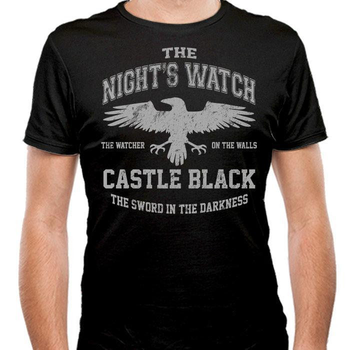 Watchers on the Wall - Men's Fitted T-Shirt