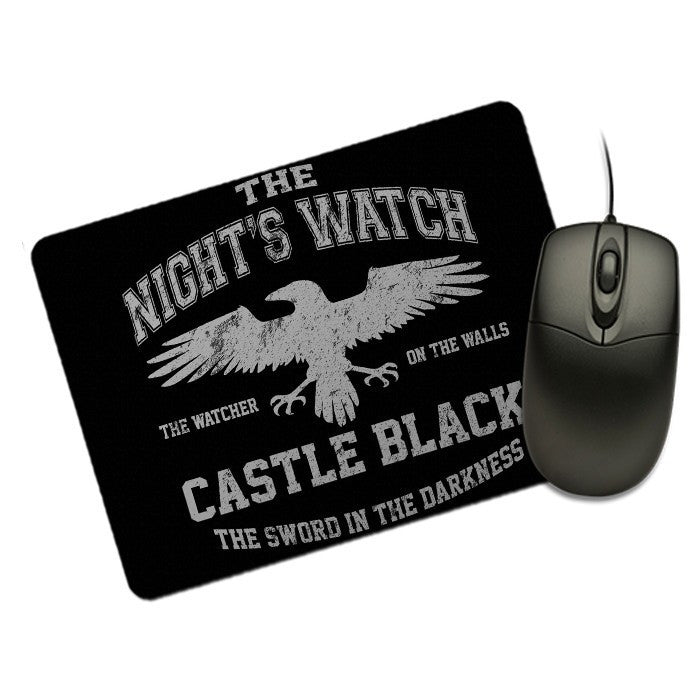 Watchers on the Wall - Mousepad