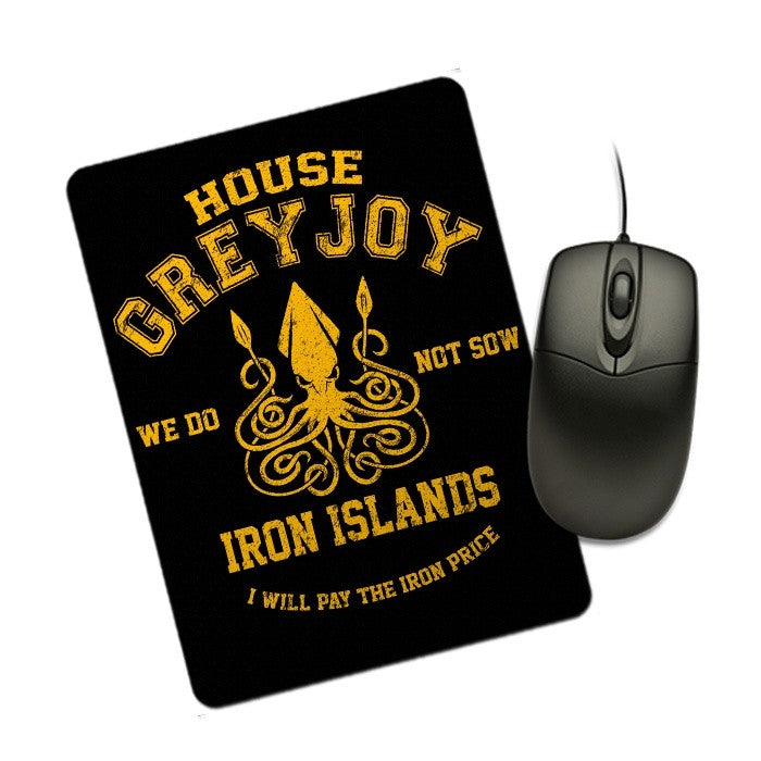 We Do Not Sow - Mousepad