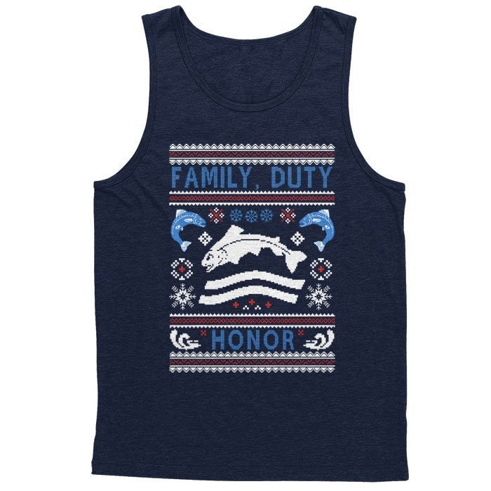 We Wish You a Tully Christmas - Men's Tank Top