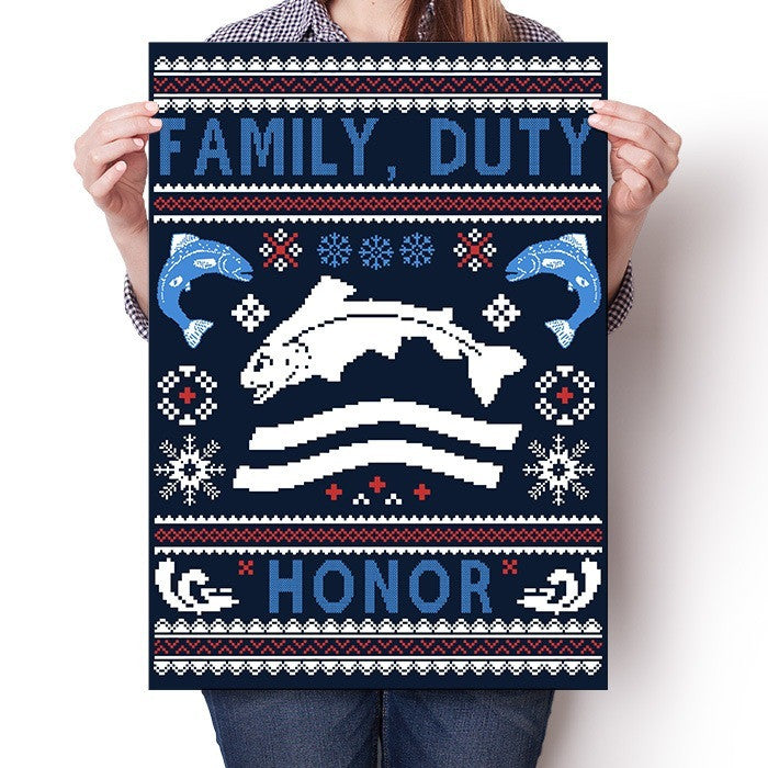We Wish You a Tully Christmas - Poster