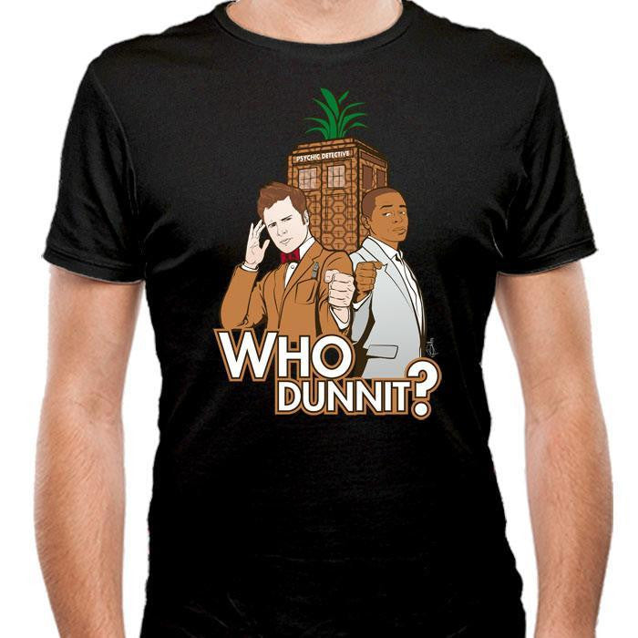 Who Dunnit? - Men's Fitted T-Shirt