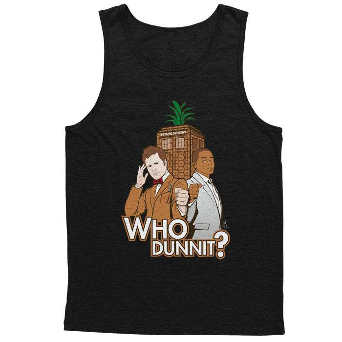 Who Dunnit? - Men's Tank Top