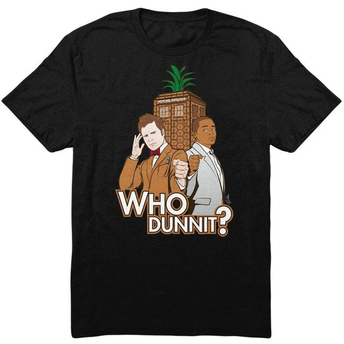 Who Dunnit? - Youth T-Shirt