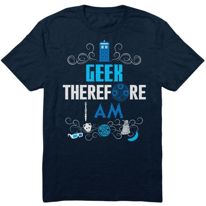 Who's Geeky - Infant/Toddler T-Shirt