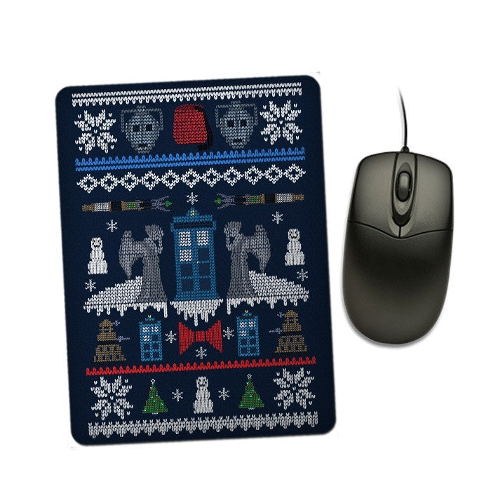 Who's Sweater is This? - Mousepad