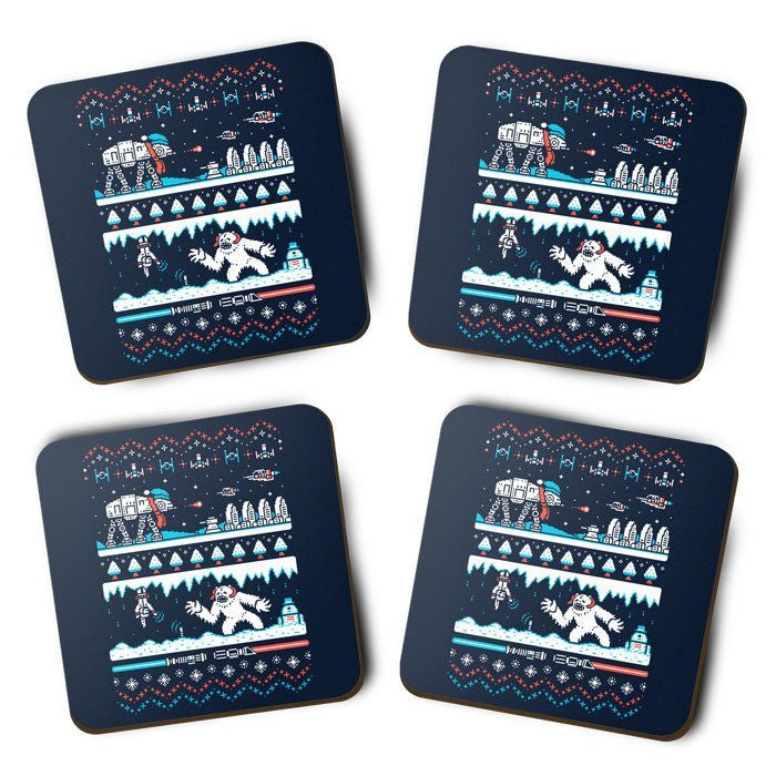 Winter Strikes Back - Coasters