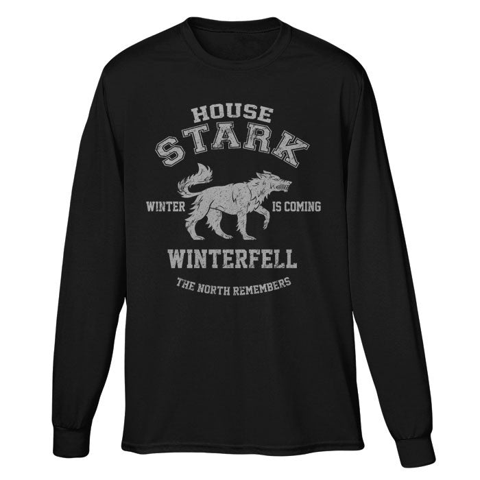 Winter is Coming - Long Sleeve T-Shirt (Unisex)