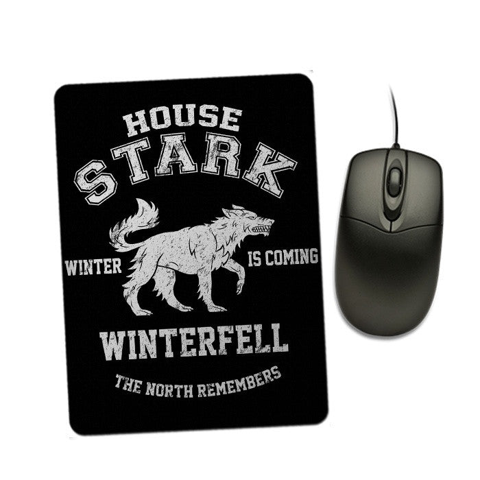 Winter is Coming - Mousepad
