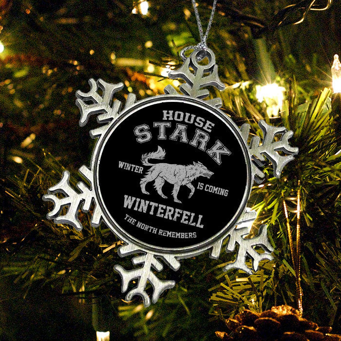 Winter is Coming - Ornament