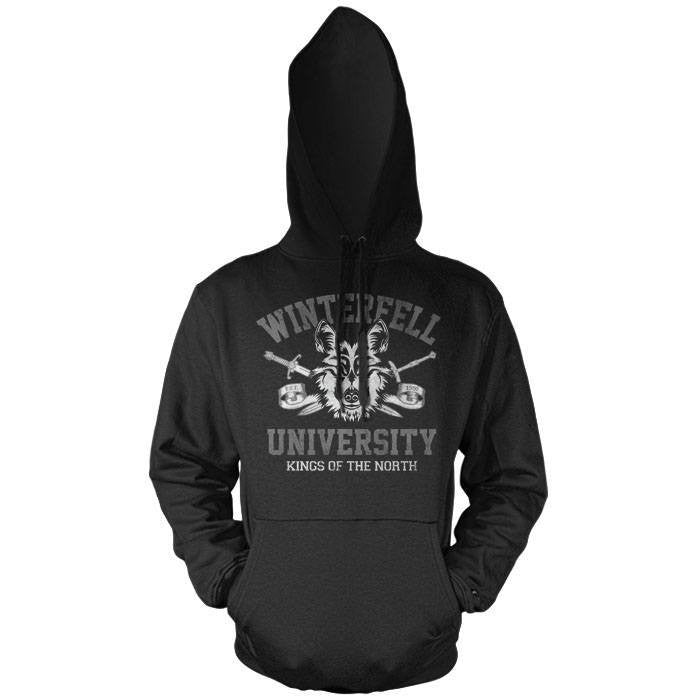 Winterfell University - Pullover Hoodie
