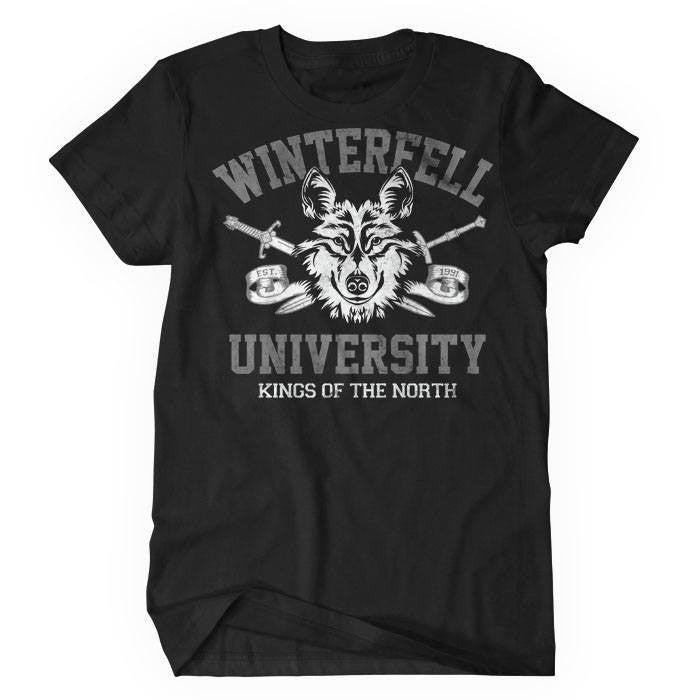 Winterfell University - Women's T-Shirt