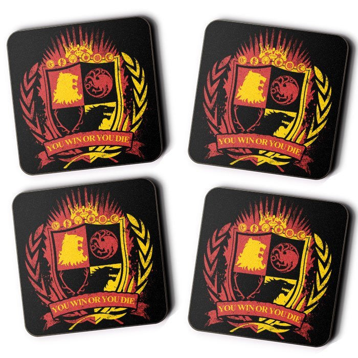 You Win or You Die - Coasters