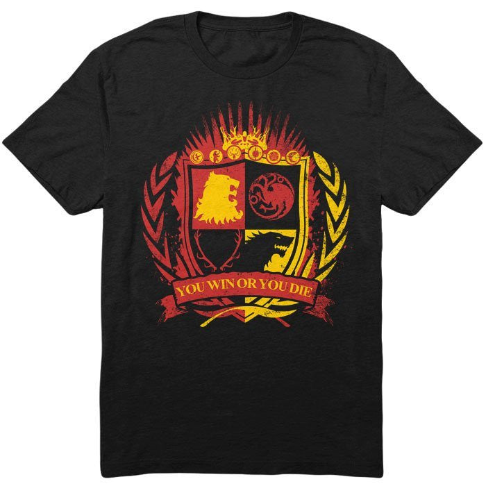 You Win or You Die - Youth T-Shirt