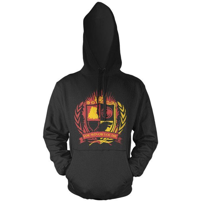 You Win or You Die - Pullover Hoodie
