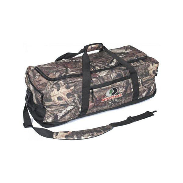 Mossy Oak Lateleaf Duffle Carrying Bag
