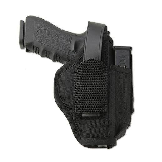 Uncle Mike Sidekick Holster W/Mag Pouch