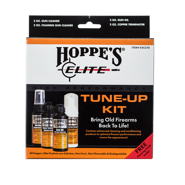 HOPPE'S ELITE GUN TUNE-UP KIT