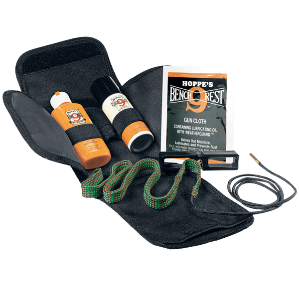 HOPPE'S BORESNAKE SOFT-SIDED GUN CLEANING KIT