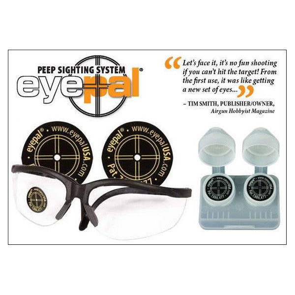 "LYMAN ""HAWKEYE"" EyePal Peep Sighting System"