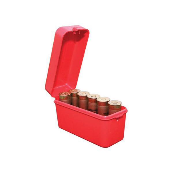 MTM Flip-Top Shotshell Box 12 Ga 10-Round
