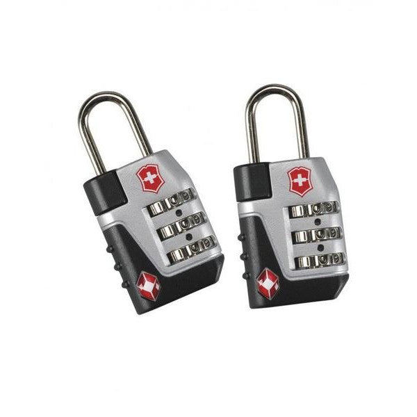 Victorinox Silver Travel Approved Lock Set