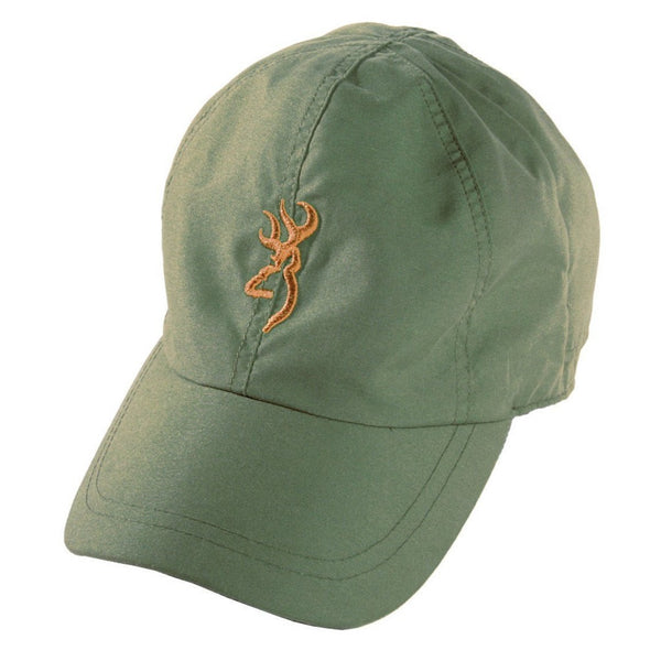 Browning Cap, Reversible, Green Blaze