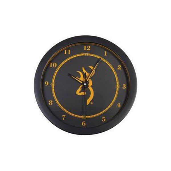 Browning Wall Clock