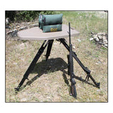 MTM Shooting Tables - High-Low