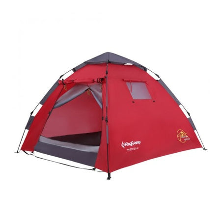 KingCamp MONZA 2 (2-IN-1) 2-Person Tent
