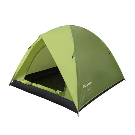 KingCamp Family 3-Person Camping Tent