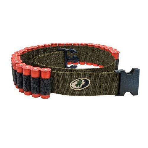 Mossy Oak Shotgun Shell Belt Green
