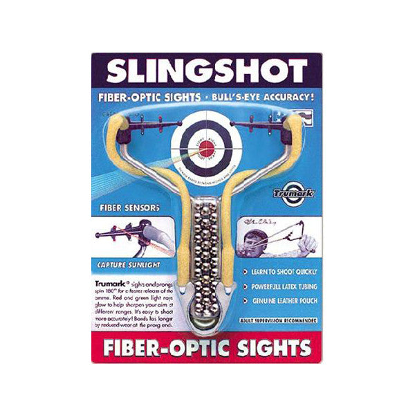 TRUMARK SLINGSHOT FIBRE OPTIC SIGHTS
