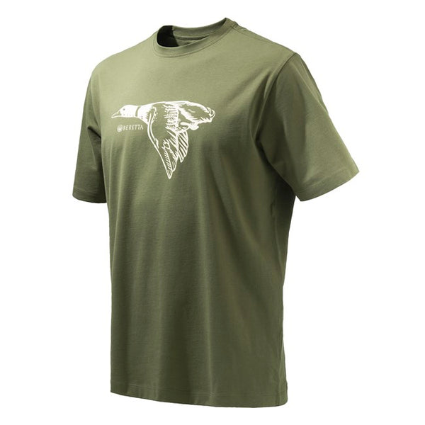 Beretta Duck Sketch T-Shirt