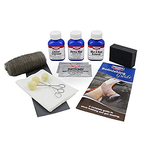 Birchwood Casey Perma Blue Liquid Kit