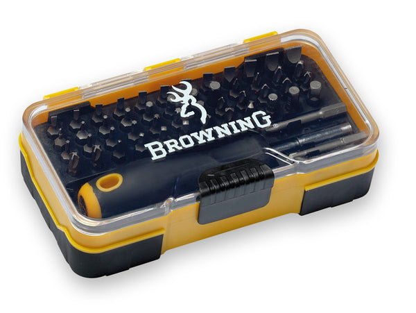 Browning 51-Piece Gunsmith Screwdriver Set